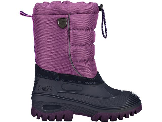 CMP Campagnolo Hanki Buty śnieżne Dzieci, purple